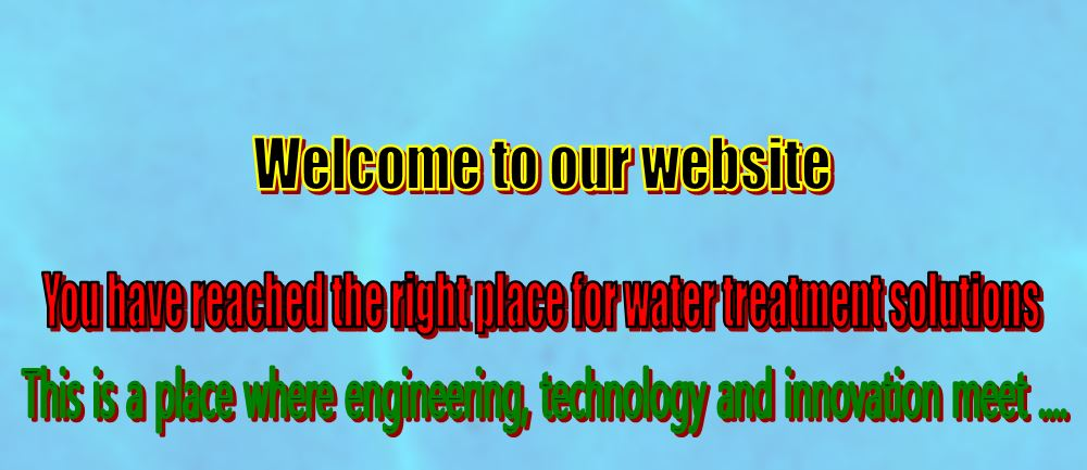 Water Treatment Suppliers in uae, list of water treatment